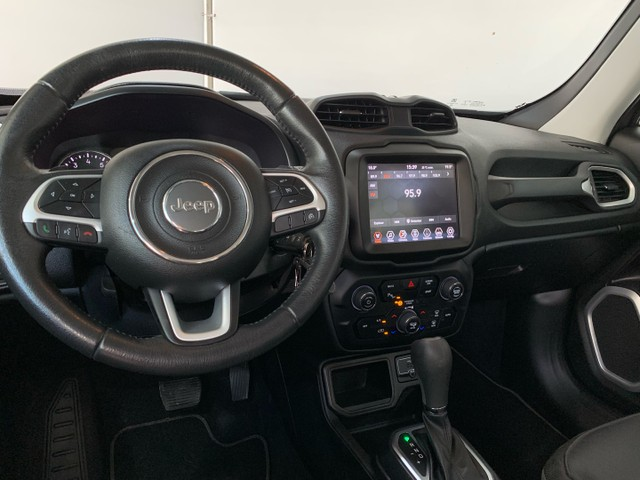 Jeep Renegade Longitude 1.8 aut. Flex 2019 // com garantia // ipva 2021 - Foto 8