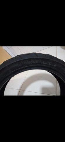 Vendo pinel moto pcx semi novo - Foto 2