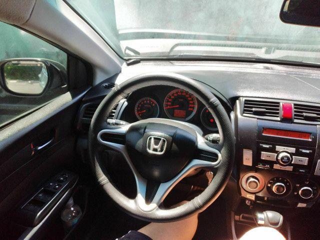 Abaixo da Fipe Honda city Lx 1.5 automático zerado - Foto 4