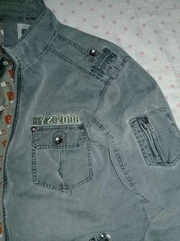 Jaqueta  sarja tipo jeans tám.GG  - Foto 3