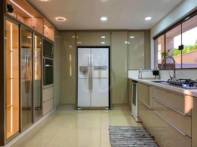 Casa de condomínio para venda com 585 metros quadrados com 5 quartos - Foto 13
