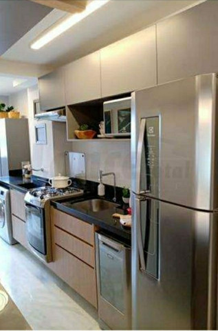 Cozinha nunca usada, retirada do decorado.