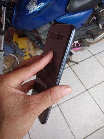 vendo k41s ou troco em.iphone 6s 7 bateria 100% - Foto 6
