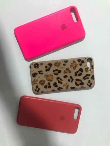 03 capas iPhone 7/8 plus