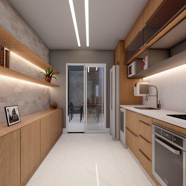 Lindo Sobrado com projeto arquitetônico em condomínio fechado Três Barras - Foto 15
