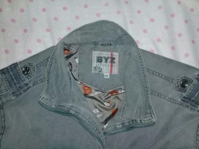 Jaqueta  sarja tipo jeans tám.GG  - Foto 4