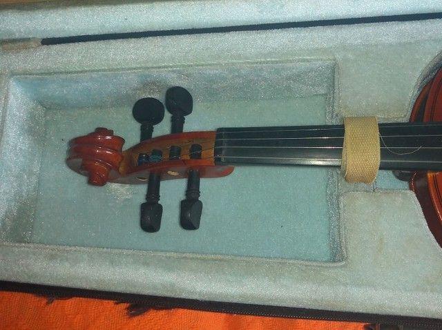 Violino Giannini GIV 5 4/4 ÚNICO - Foto 6