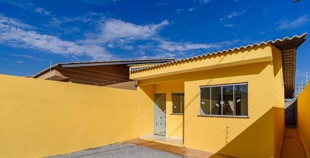 Casa de 2 quartos pronta para morar no Jardim Ingá até 100% financiada - Foto 9