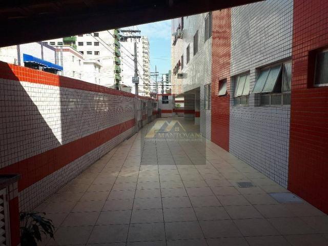 Apartamento a venda de 01 dormitório com 45 m² na Vila Tupi em Praia Grande - Foto 14