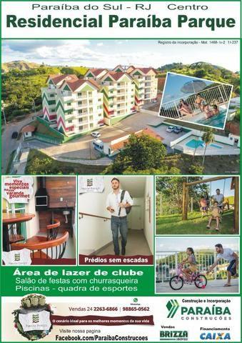 Vendo Maravilhoso Apartamento em Paraíba do Sul - RJ