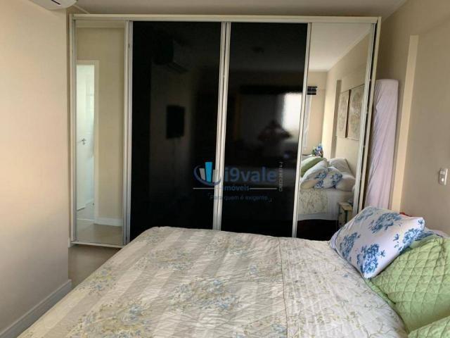 Apartamento com 3 dormitórios à venda, 122 m² por r$ 750.000 - jardim das indústrias - são - Foto 3