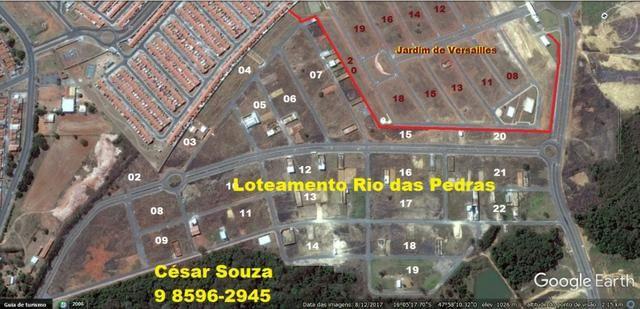 Ágio de um bom Lote de 360 m²! no Loteamento Rio das pedras em Valparaíso de Goiás - Foto 18