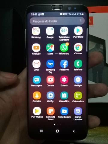 4968f35e6b Samsung s8 de 64gb com fone jbl - Celulares e telefonia - Agronômica ...