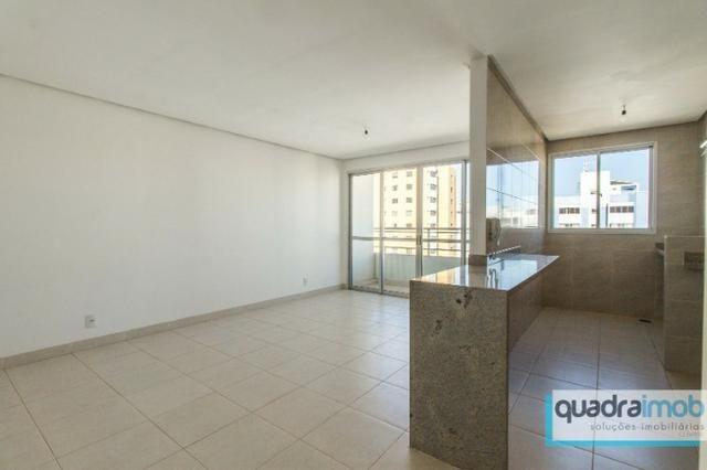 Apartamento 03 Quartos C/ Suíte - Canto + 02 Vagas - Oportunidade - Águas Claras - Foto 5