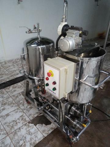 Filtro Egisa para cervejaria fábrica de cerveja - Foto 3