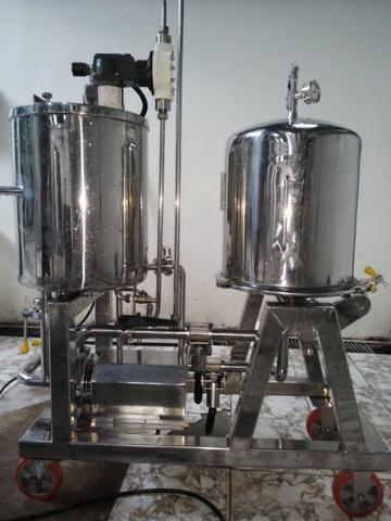 Filtro Egisa para cervejaria fábrica de cerveja