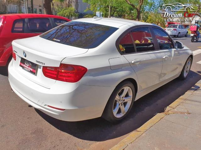 BMW 320i 16v turbo active Flex 4 pneus run flat 2015 - Foto 7