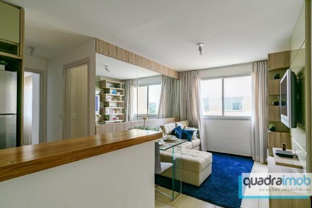 Apartamento 02 Quartos C/ Suíte + 01 Vaga - Apenas 15% De Sinal - Use FGTS - Ceilândia - Foto 9