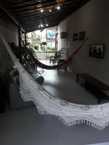 Belíssima e ampla casa mobiliada a beira mar no condomínio de luxo em Maria Farinha! - Foto 4