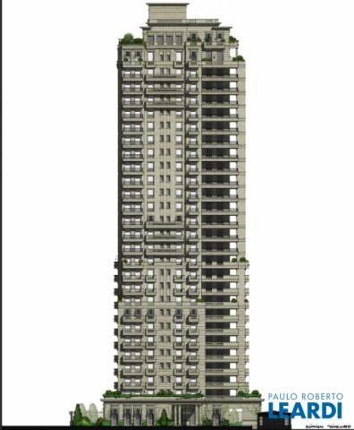 Apartamento à venda com 5 dormitórios em Jardim paulistano, São paulo cod:552561 - Foto 2