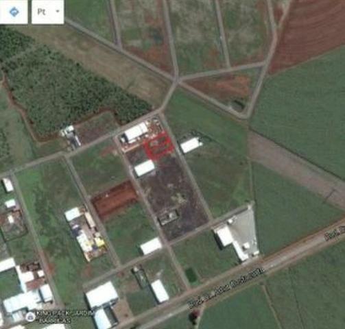 Terreno 1000m² Jardinópolis parque industrial Jose Marincek