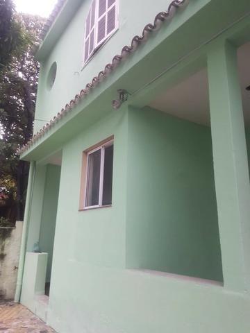 035 Casa 3 qts, quintal livre na frente - junto ao Viaduto - Nilópolis - Foto 18