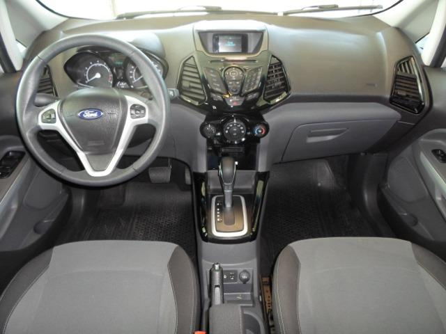 Ford Ecosport 1.6 Freestyle automática - unica dona - Foto 8
