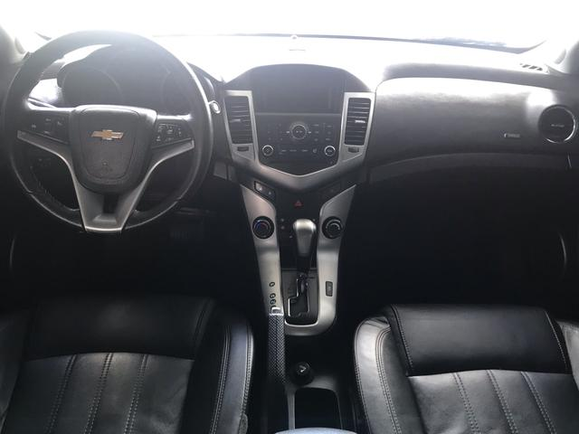 GM Cruze Sedan LT Automatic+Couro 2014 - Foto 5