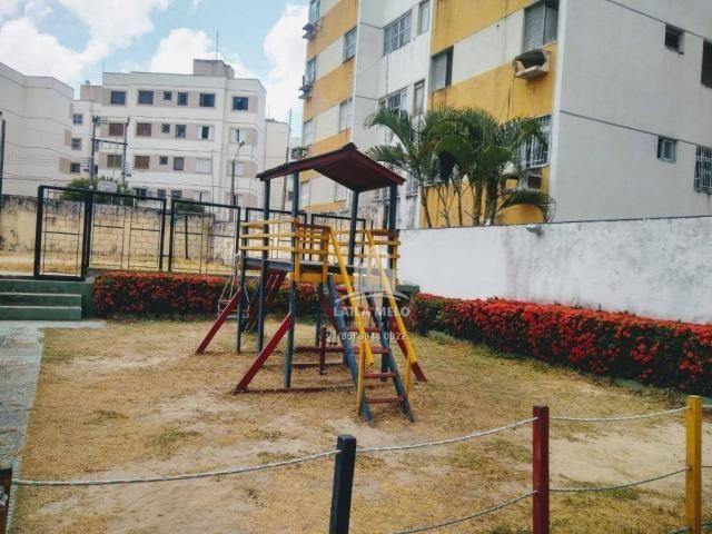 Apartamento à venda, 64 m² por r$ 159.000,00 - cidade dos funcionários - fortaleza/ce - Foto 4