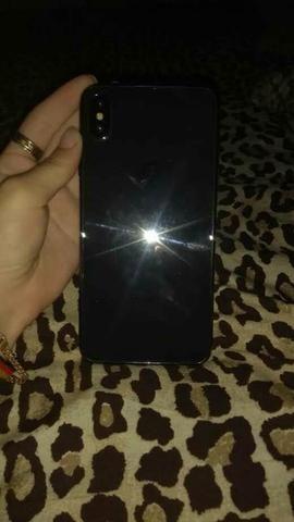 Iphone xs max 256 gigas vendo ou troco - Foto 4