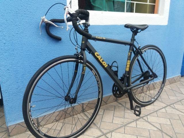 Vende-se Bicicleta Caloi 10 speed 700