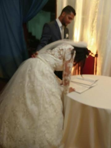 Aluguel. de vestido de noiva