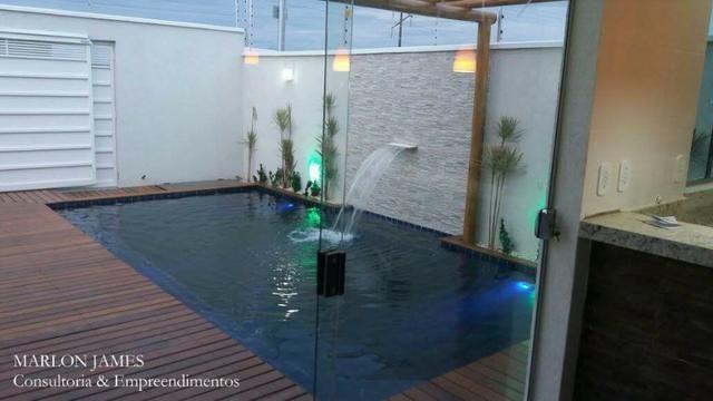 Casa modelo para vender em Inhumas no setor Residêncial Monte Alegre! - Foto 6