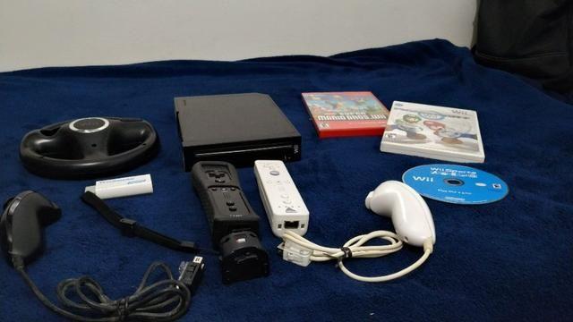 Nintendo Wii Completo - Foto 5