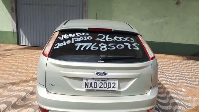 Ford focus ano 2010 completo com 146 mil km rodados c - Foto 4