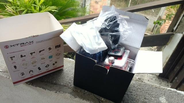 Câmera de Ação Xtrax Smart 4K Ultra HD (350$) - Foto 3