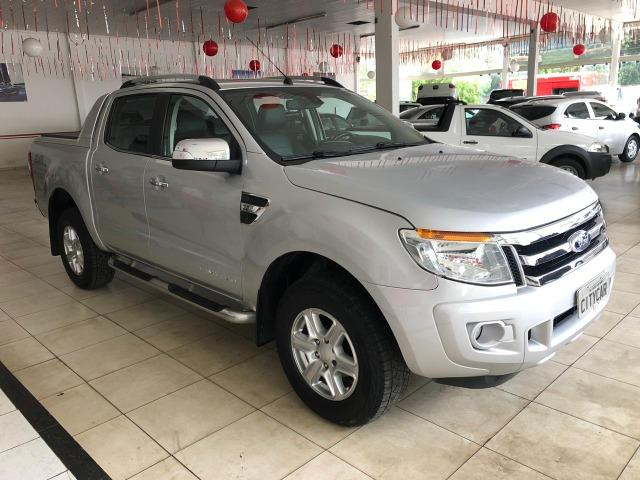 Ford Ranger Limited 3.2 4x4 Automática - Foto 3