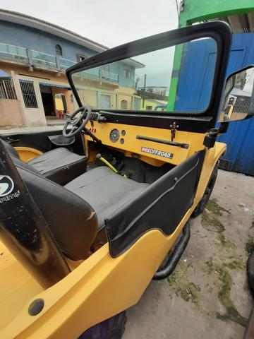 Jipe Willys overland - Foto 6