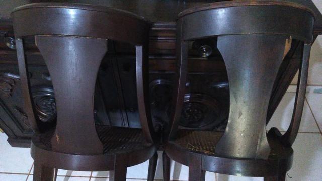 Cadeiras antigas para restauro - Foto 2