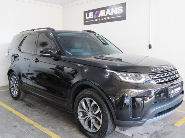 Land Rover Discovery 3.0 TD6 SE 4WD 2017