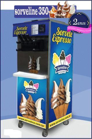 Máquinas de sorvete/açaí novas, fabricadas ao seu gosto! - Foto 2