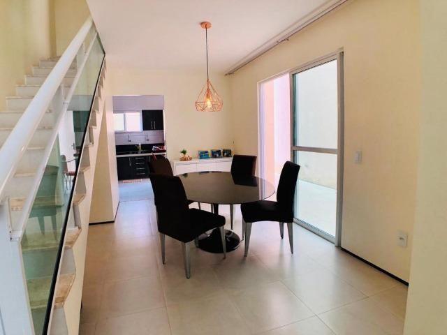 Casa no Edson Queiroz - 200m² - 3 Suítes - 3 Vagas (CA0855) - Foto 2