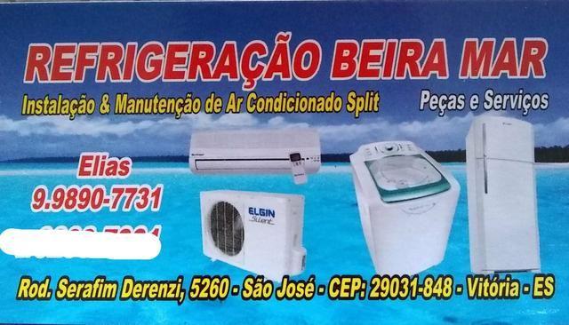 Instalação e Manutenção de Ar-condicionados