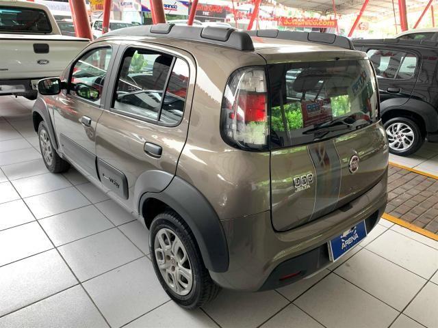 FIAT UNO 2014/2015 1.0 EVO WAY 8V FLEX 4P MANUAL - Foto 6