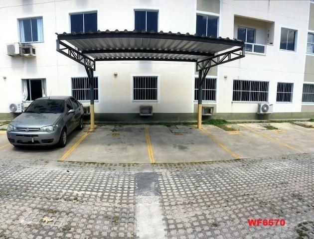 AP1601 Condomínio Vitalice, apartamento em messejana, 2 quartos, área de lazer completa - Foto 9