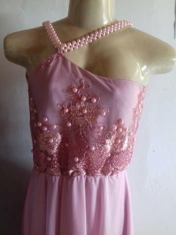 Vendo lindo vestido Rose tamanho 36
