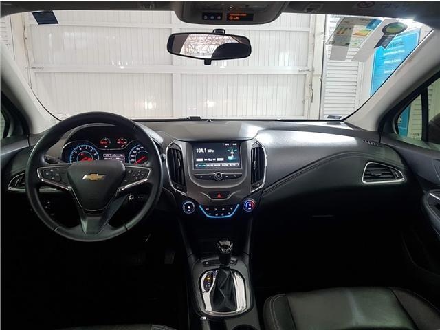 Chevrolet Cruze 1.4 turbo sport6 lt 16v flex 4p automático - Foto 11