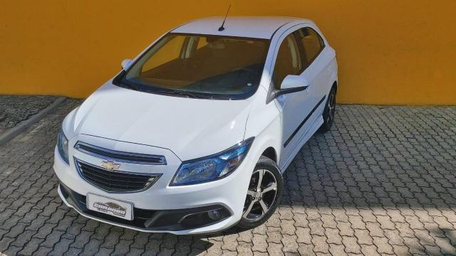 CHEVROLET ONIX 2012/2013 1.4 MPFI LTZ 8V FLEX 4P MANUAL - Foto 2