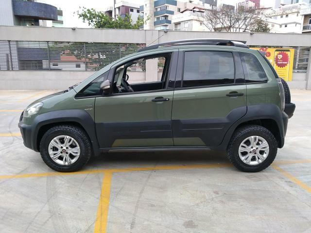 Fiat Idea Adventure 1.8 E-Torq 2011 Automatico (Dualogic) - Foto 2