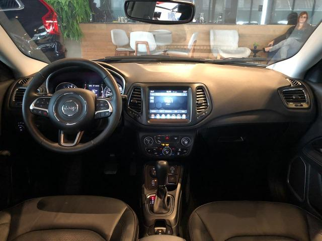 Jeep Compass Longitude 2.0 Turbo Diesel 4x4 Automatico 2018 - Foto 10